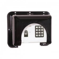 BIO-7505 STI Bio Protector - Identification Reader Cover - Smoke Color
