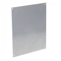 "BPA0606 STI Aluminum Back Panel 6"" x 6"""
