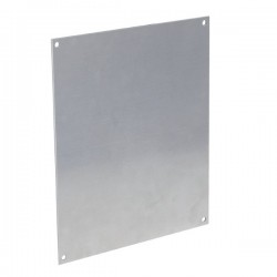 "BPA0806 STI Aluminum Back Panel 8"" x 6"""