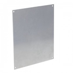 "BPA0808 STI Aluminum Back Panel 8"" x 8"""