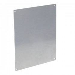 "BPA1008 STI Aluminum Back Panel 10"" x 8"""