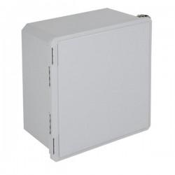 """EF181610-O STI EnviroArmour Fiberglass Enclosure - 18.63"""" H x 16.63"""" W x 10.06"""" D - White - Non-Returnable"""