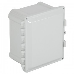 "EP100806-O STI  EnviroArmour Polycarbonate Enclosure  - 10"" H x 8"" W x 6"" D - White  - Non-Returnable"