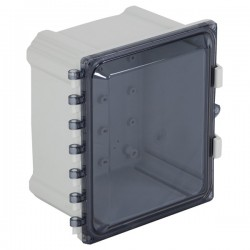 "EP100806-T STI EnviroArmour Polycarbonate Enclosure  - 10"" H x 8"" W x 6"" D - Tinted - Non-Returnable"