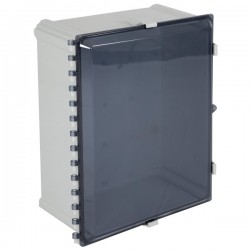 "EP161409-T STI EnviroArmour Polycarbonate Enclosure - 16"" H x 14"" W x 9"" D - Tinted - Non-Returnable"