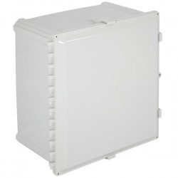 "EP181611-O STI  EnviroArmour Polycarbonate Enclosure - 18"" H x 16"" W x 11"" D - White  - Non-Returnable"