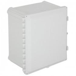 "EP201608-O STI EnviroArmour Polycarbonate Enclosure - 20"" H x 16"" W x 8"" D - White - Non-Returnable"