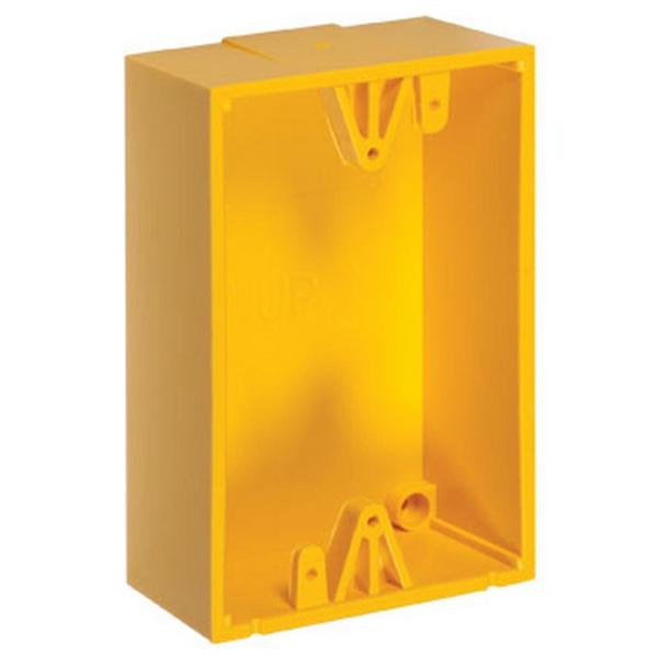 Kit 71100a Y Sti Back Box Kit Yellow