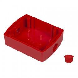 """KIT-GLR-BB-0 STI Red GLR Backbox Kit with 1/2"""" NPT Plug"""