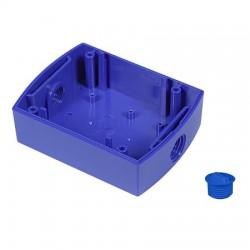 """KIT-GLR-BB-4 STI Blue GLR Backbox Kit with 1/2"""" NPT Plug"""