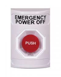 Emergency Power Off Buttons and Switches