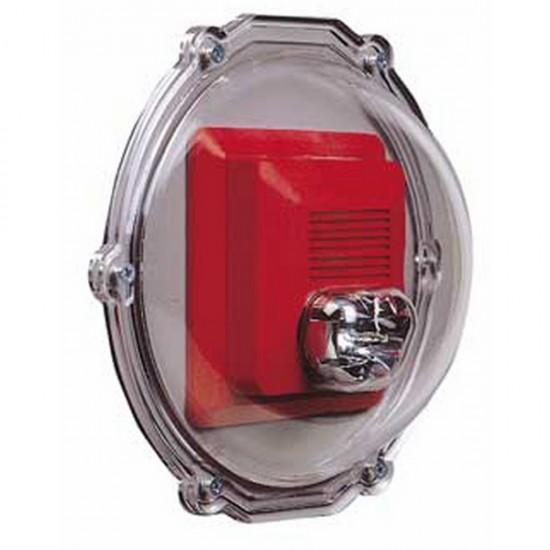 STI-1225 STI Stopper Dome for Strobe Flush Mount - Clear