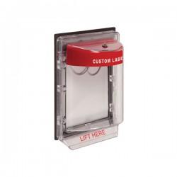 STI-1250CR STI Weather Stopper Without Horn Flush Mount - Custom Label - Non-Returnable