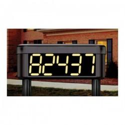 STI-30325 STI Solar Powered Lighted House Number