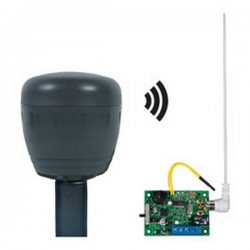 STI-34159 STI Wireless Driveway Monitor Battery with Single Slave Receiver