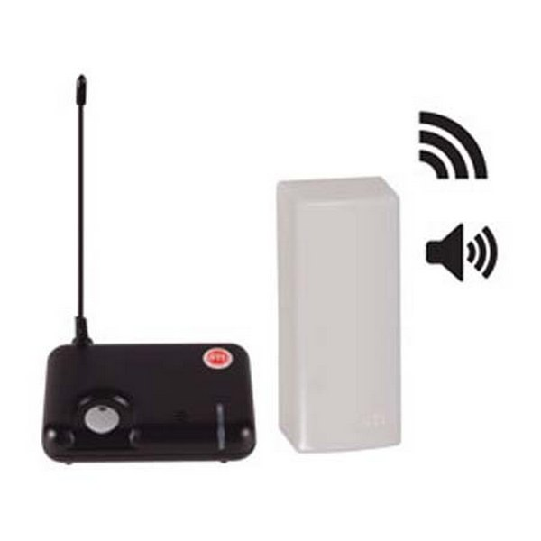 STI-34450 STI Wireless Door Chime with 4-Channel Receiver  sc 1 st  Safety Product Wholesale & Wireless Chimes