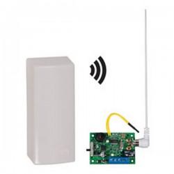 STI-34409 STI Wireless Universal Alert with Single Channel Slave Receiver