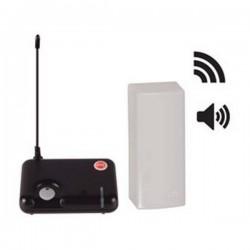 STI-34450 STI Wireless Door Chime with 4-Channel Receiver