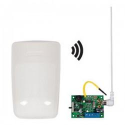 STI-34709 STI Wireless Indoor Motion Detector Alert with Single Channel Slave Receiver