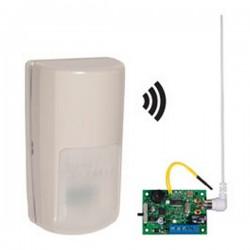 STI-34759 STI Wireless Outdoor Motion Detector with Single Slave Receiver