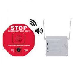STI-6400WIR8 STI Wireless Exit Stopper Multifunction Door Alarm