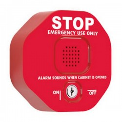 STI-6453AED STI Replacement Stop Sign Alarm for Protective Cabinets