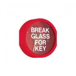STI-6720 STI Break Glass Stopper - Keys Under Plexiglas