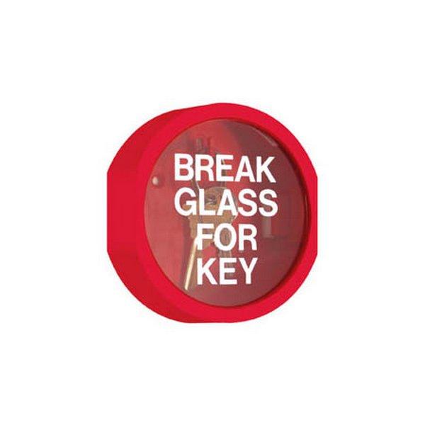 STI-6720 STI Break Glass Stopper - Keys Under Plexiglas