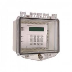 STI-7510A-HTR STI Heated Polycarbonate Enclosure - Key Lock - Clear