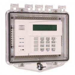 STI-7511F-HTR STI Heated Polycarbonate Enclosure - Clear