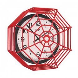 "STI-9631-R STI Clock/Bell Damage Stopper - Red 10.5"" Diameter"