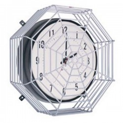 "STI-9633 STI Steel Clock/Bell Damage Stopper - 20"" Diameter"