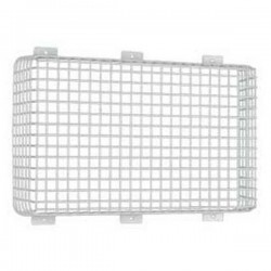 "STI-9645 STI Steel Emergency Lighting Cage - 13.75"" H x 21.6"" W x 5.9"" D"
