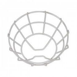 "STI-9711 STI Horn/Strobe/Speaker Damage Stopper - Flush Mount - White - 8.26"" H x 8.26"" W x 3.54"" D"