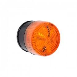 STI-SA5500-A STI Select-Alert Siren/Strobe - Round - Amber