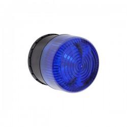 STI-SA5500-B STI Select-Alert Siren/Strobe - Round - Blue