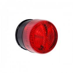 STI-SA5500-R STI Select-Alert Siren/Strobe - Round - Red