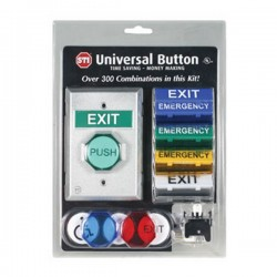 UB-1 STI Universal Button Kit