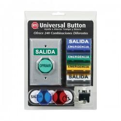 UB-1-ES STI Universal Button - Spanish