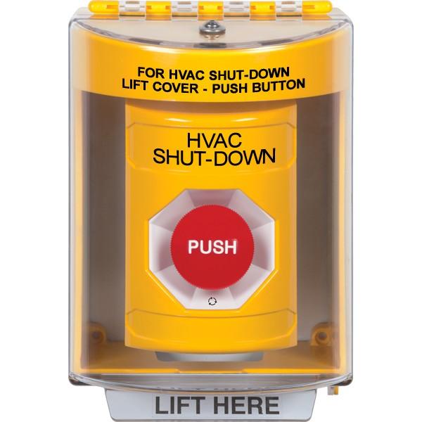 how to set shut down button